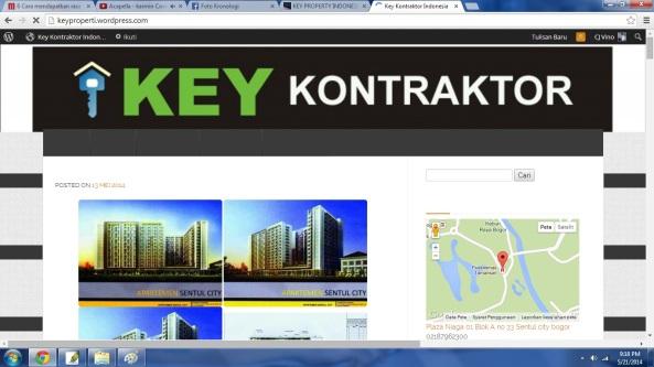 key kontraktor