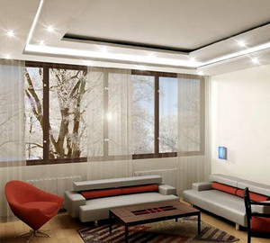 Gambar Desain Interior Ruang Tamu Minimalis