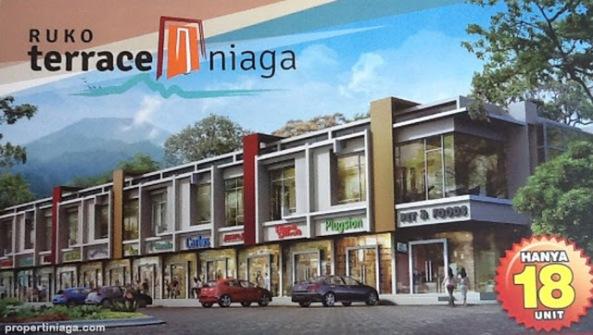 Ruko-Terrace-Niaga-Sentul-City